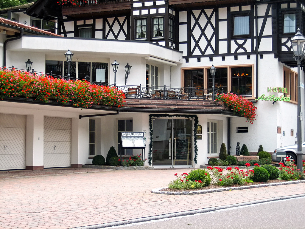 Hotel Adler Bad Peterstal Griesbach